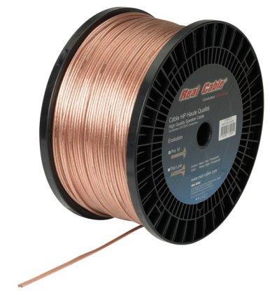 Акустический кабель Real Cable P160T м/кат (катушка 30м)