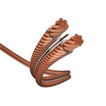 Акустический кабель In-Akustik Exzellenz LS MSR 2x4.0 mm2 м/кат (катушка 80м)