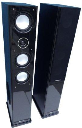 Комплект акустики MT-Power Elegance 5.0 black