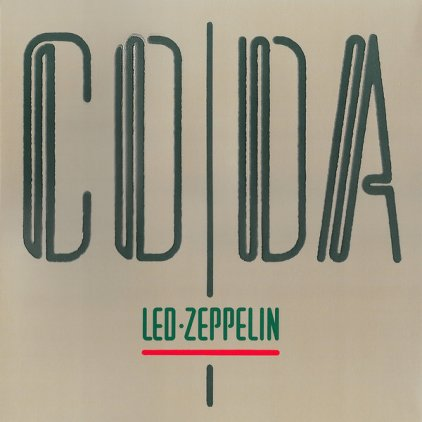 Виниловая пластинка Led Zeppelin CODA (Remastered/180 Gram/Gatefold sleeve)
