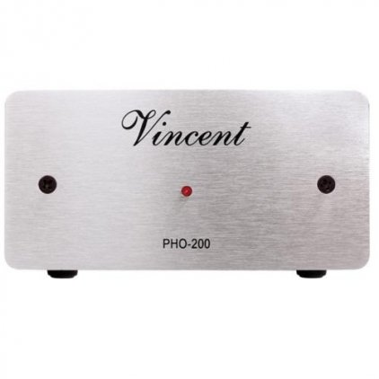 Фонокорректор Vincent PHO-200 silver