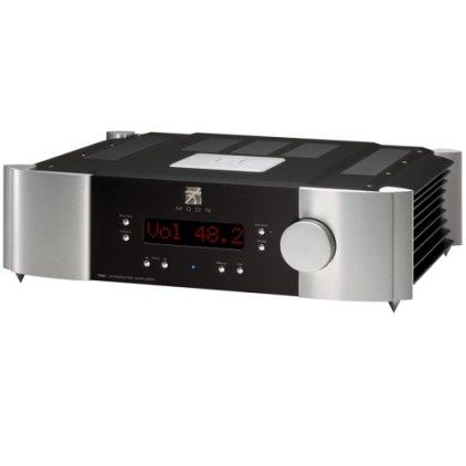 Стереоусилитель SIM audio MOON 700i black (красный дисплей)