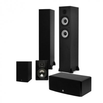 Комплект акустики Boston Acoustics CS260 II 5.0 (Mini surround) black 260 23 cs225