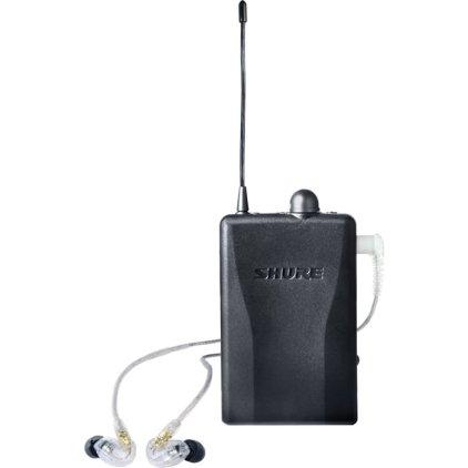 Shure EP2TR215CL K9E 606 - 638 MHz