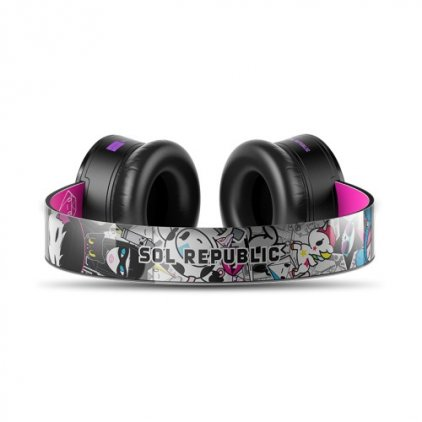 Наушники Sol Republic TRACKS HD x  TOKIDOKI MFI F (1298-02)