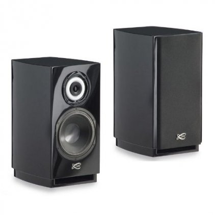 Полочная акустика Cabasse Bora (Glossy black)