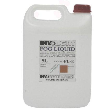 Жидкость для генераторов дыма Involight FL-E (среднего рассеивания)