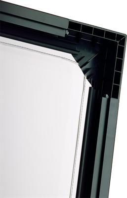 """Экран Draper Onyx HDTV (9:16) 185/73"""" 91*163 HDG Vel-Tex"""