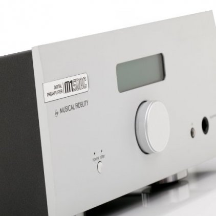 ЦАП Musical Fidelity M1SDAC silver