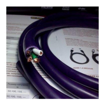 Акустический кабель MT-Power Premium Speaker Wire 4/14 AWG 1.0m