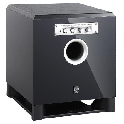 Сабвуфер Yamaha YST-SW015 piano black