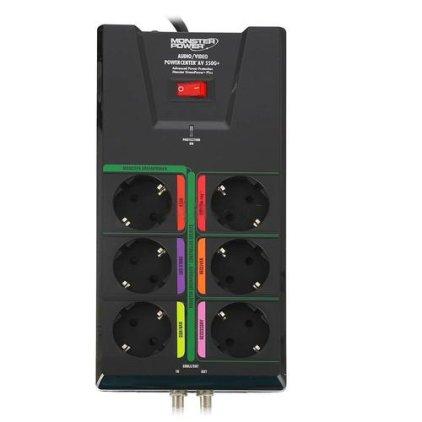 Сетевой фильтр Monster MP AV 550G+ DE