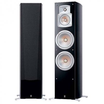 Напольная акустика Yamaha NS-777 black (Elliptical form)