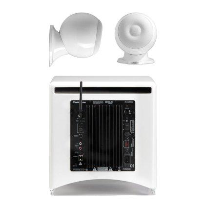Комплект акустики Cabasse Stream 3 glossy white