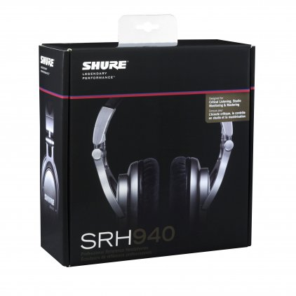 Наушники Shure SRH940