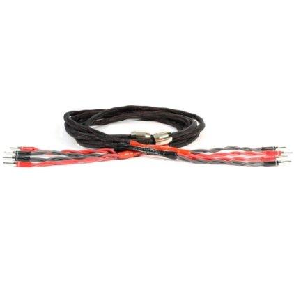 Акустический кабель Black Rhodium Duet DCT++ 2.5m Rhodium banana Plug