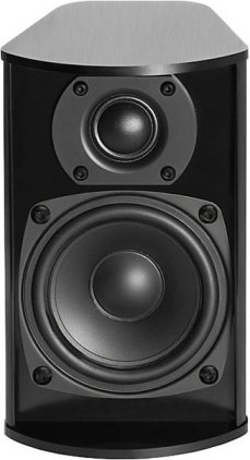 Полочная акустика Piega Tmicro 3 AB black alu/black