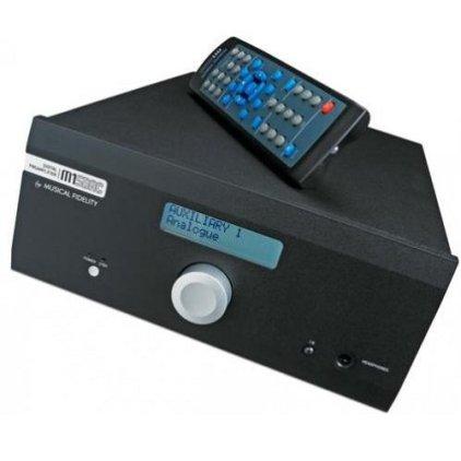 ЦАП Musical Fidelity M1SDAC black