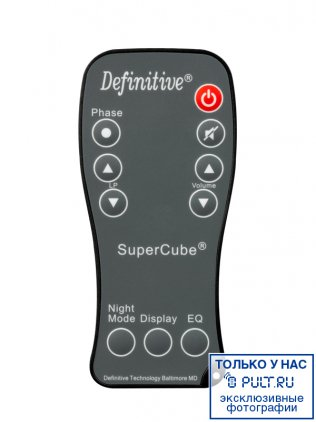 Сабвуфер Definitive Technology SuperCube 4000