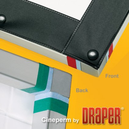 "Экран Draper Cineperm HDTV (9:16) 338/133"" 165*295 HDG (XH600V)"