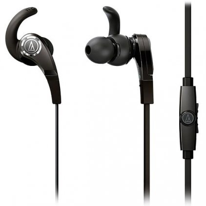 Наушники Audio Technica ATH-CKX7iS RD