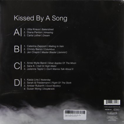 Виниловая пластинка In-Akustik LP Dynaudio Kissed by a Song #01678011