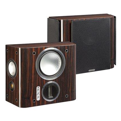 Настенная акустика Monitor Audio Gold FX ebony (1 шт.)