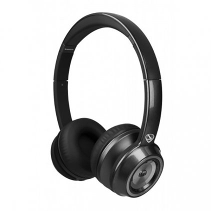 Наушники Monster NTune On-Ear Pearl Black