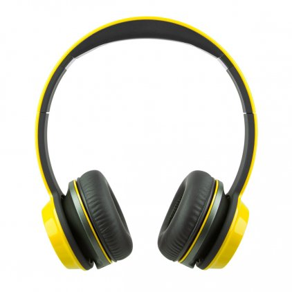 Наушники Monster NTune On-Ear Solid Yellow