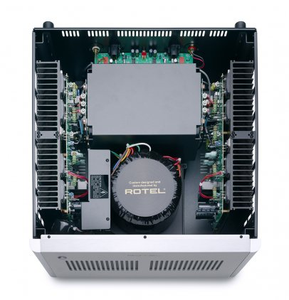 Усилитель мощности Rotel RB-1590 black