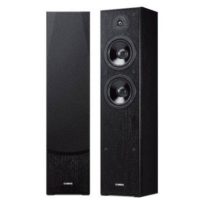 Напольная акустика Yamaha NS-F51 black