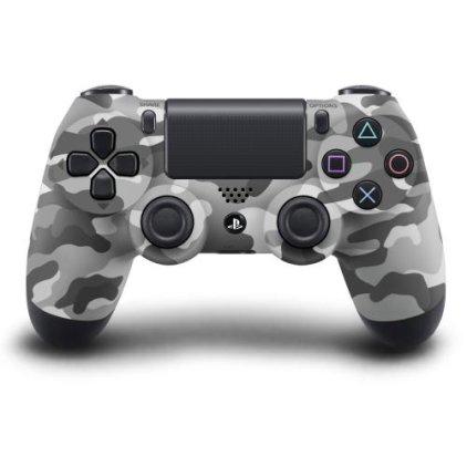 Беспроводной контроллер Sony Dualshock 4 camouflage