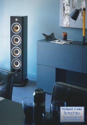 Напольная акустика Focal Aria 936 black high gloss