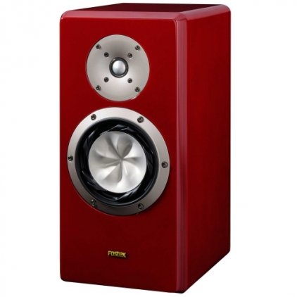 Полочная акустика Fostex G1300MG violin red high gloss