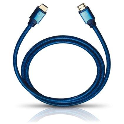 HDMI кабель Oehlbach 92441 HDMI-HDMI 1.2m