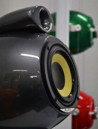 Полочная акустика EBTB Pluto mint green