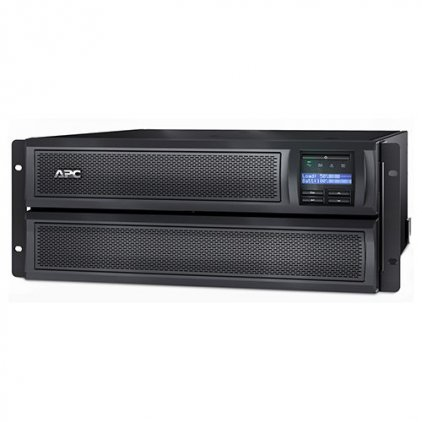 APC Smart-UPS X SMX2200HV 2200 black Rack/Tower