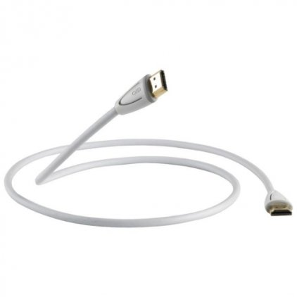 HDMI кабель QED 5012 Profile e-flex HDMI white 1.0m