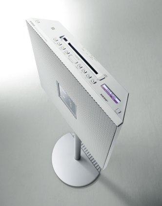 Минисистема Yamaha ISX-803 white