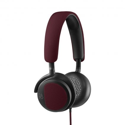 Наушники Bang & Olufsen BeoPlay H2 Deep Red