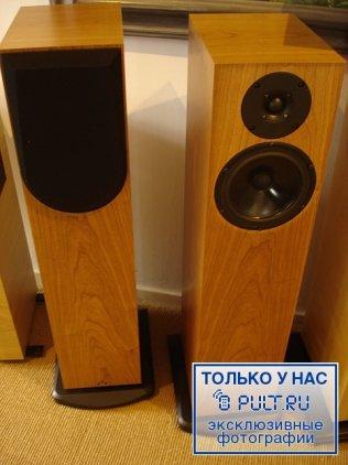 Напольная акустика Kudos Cardea C2 rosenut