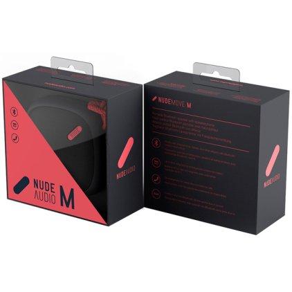 Портативная акустика Nude Audio Move M black/coral #PS003CLG
