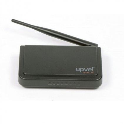 3G/LTE Ethernet Wi-Fi роутер для дома стандарта 802.11n 150 Мбит/с Upvel UR-313N4G