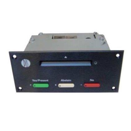 Микрофонный пульт делегата DIS DM 6501 F (для серии DCS6000)
