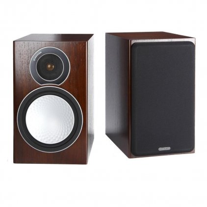 Полочная акустика Monitor Audio Silver 2 walnut