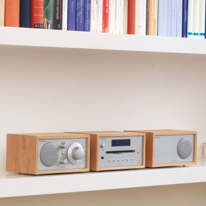 Радиоприемник Tivoli Audio Model Two cherry/silver (M2SLC)