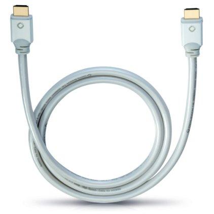 HDMI кабель Oehlbach 92420 HDMI-HDMI 0.75m