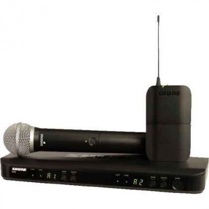 Радиосистема Shure BLX1288E/SM58 K3E