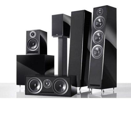 Комплект акустики Acoustic Energy 3-Series 5.1 black(305+301+307+308)