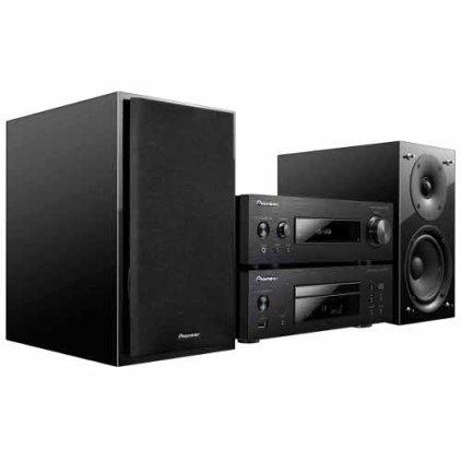 Музыкальный центр Pioneer P1-K black (S-P01-LR + XC_P01-K)